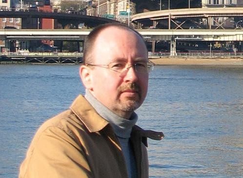 Chris Evans author